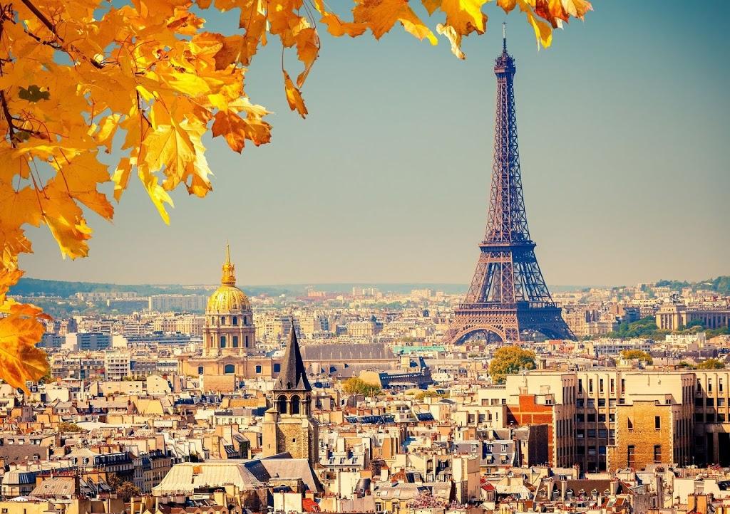 صورة باريس مدينه الانوار