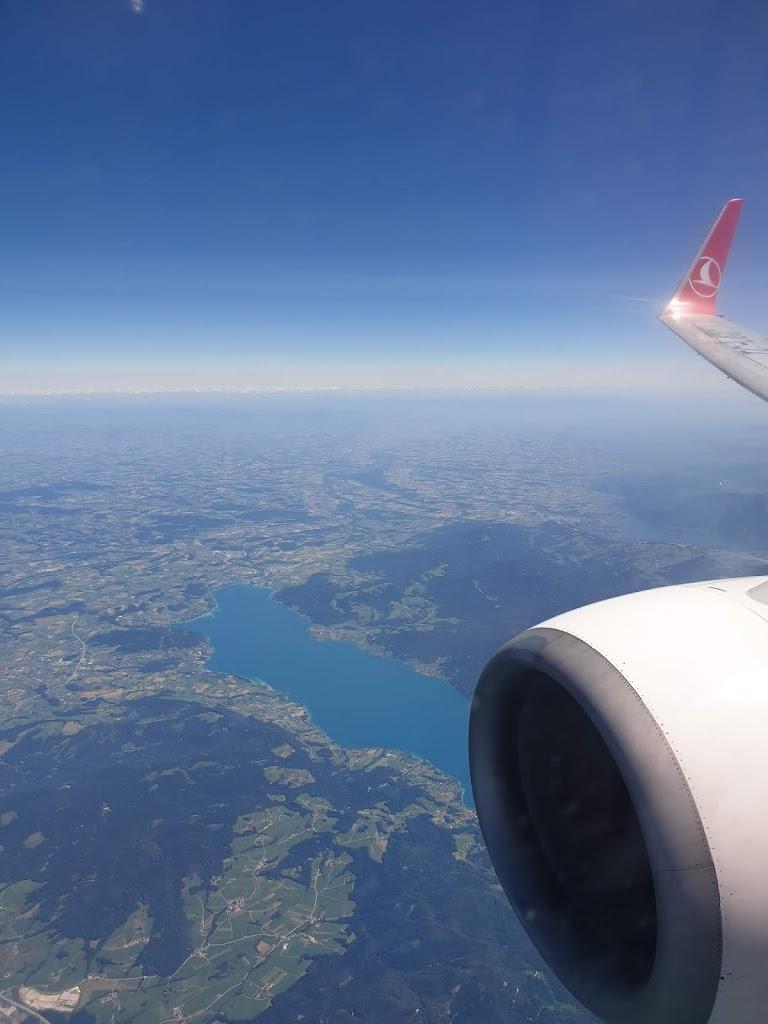 صورة رحلتي الى زيلامسي وكابرون عن طريق ميونخ