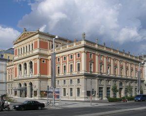 نتيجة بحث الصور عن building the music club in Vienna