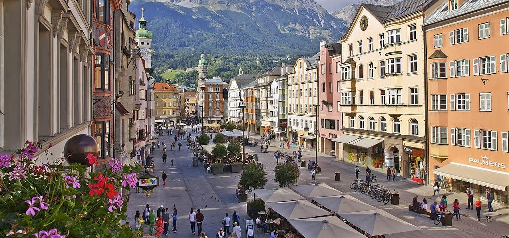 صورة مدينة انسبروك النمسا Innsbruck