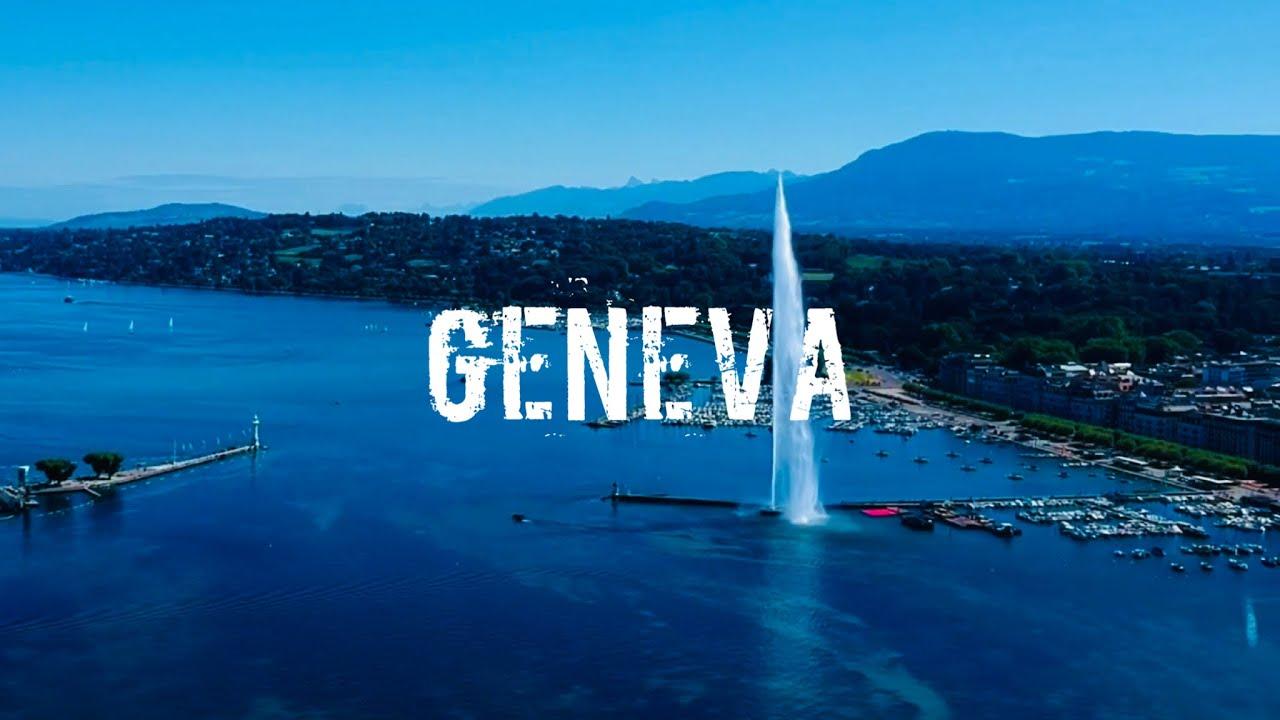 صورة جنيف مدينه السلام .