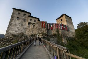 نتيجة بحث الصور عن Kaprun Castle